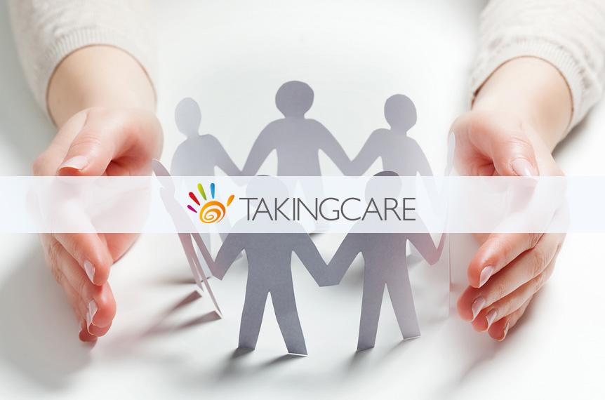 taking care training banner